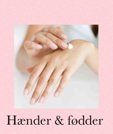 Hænder & fødder