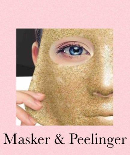 Peeling & masker